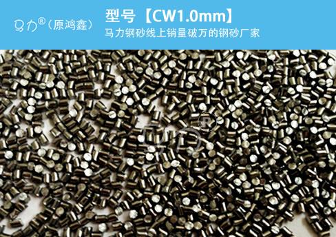 高碳钢丝切丸CW1.0mm