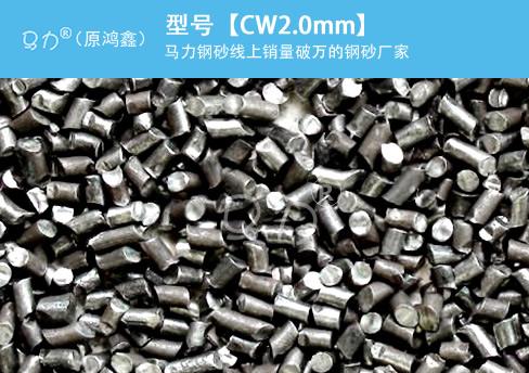 高碳钢丝切丸CW2.0mm图片型号