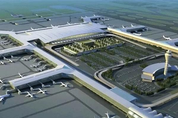 广州新白云国际机场航站楼室外钢结构电焊缝涂装工艺