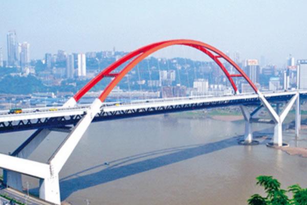菜园坝大桥涂装工艺