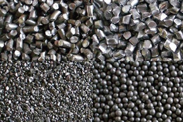 抛丸机钢砂存储和加注器问题